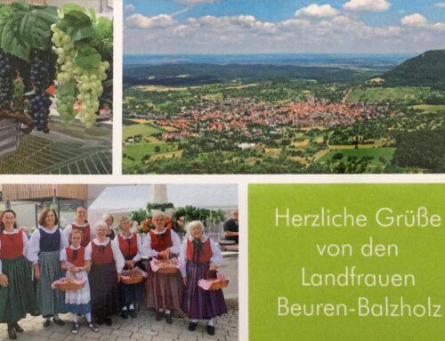 Postkartengrüße an alle Mitglieder!